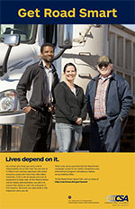 Lives Depend on It Poster