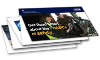 Get Road Smart BASICs Visor Card